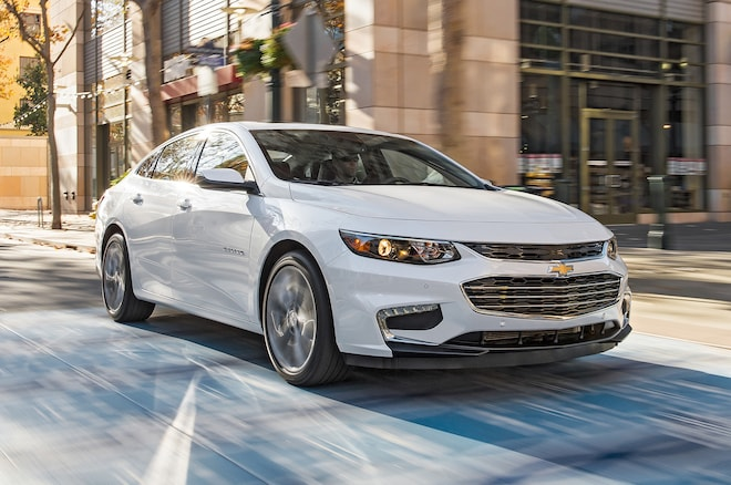 2016 Chevrolet Malibu Review - MotorTrend